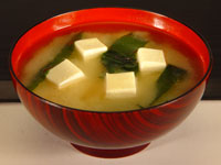 Miso May Burn Belly Fat