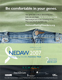 National Eating Disorder Awareness Week