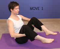 Let Pilates move you: Balance Point