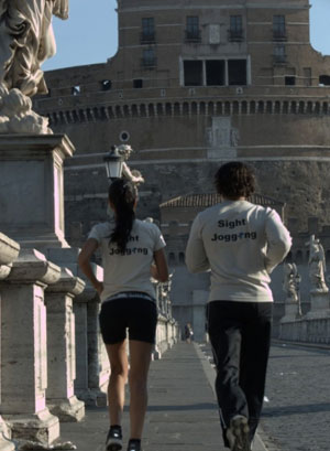 Sight Jogging in Rome