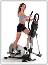 Get it Up - Your Heart Rate, That is: Elliptical