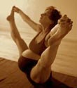 Strike A Pose:  Prenatal Yoga Tips for Pregos