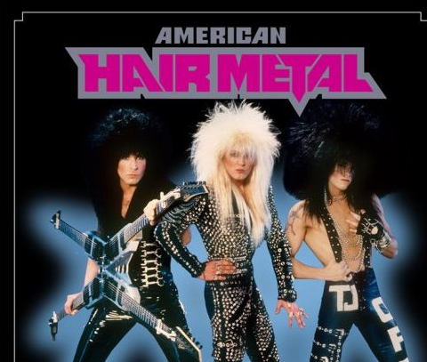 Book of the Day: American Hair Metal