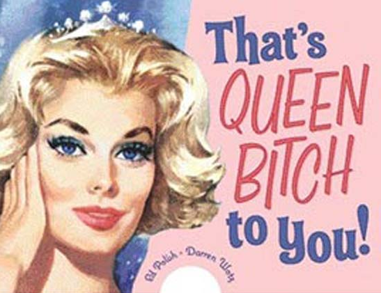 Book of the Day: That's Queen B*tch to You!