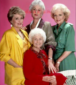 Teenage Mutant Golden Girls