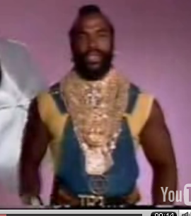 A Stroll Through 80's Fashion With Mr. T