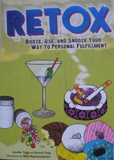 Book of the Day: Retox