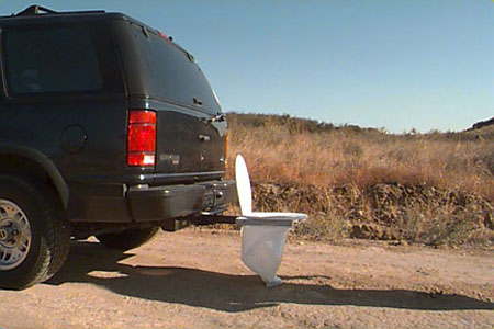 Product of the Day: Uncle Booger's Bumper Dumper