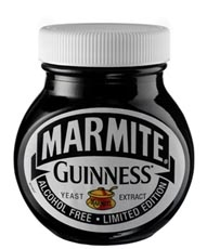 Product of the Day: Guinness Flavored Marmite
