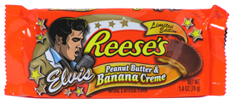 Product of the Day: Reese's Elvis-Style Peanut Butter and Banana Creme Cups