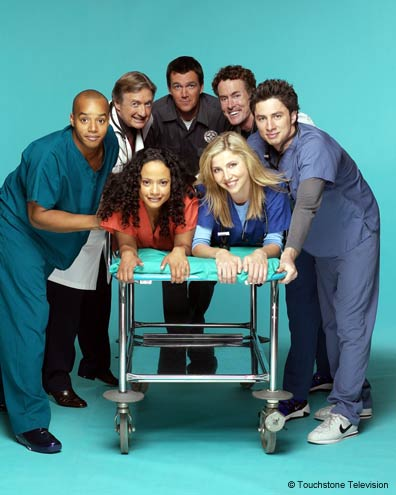 """Scrubs"" As a Hospital Drama?"
