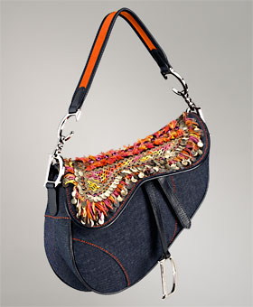 Weekend Bags: Designer Denim