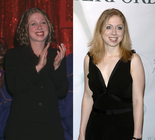 Geek Of The Week: Chelsea Clinton