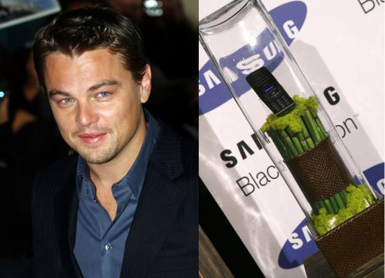 Leo's Lucky Cell: Black Carbon By Samsung?