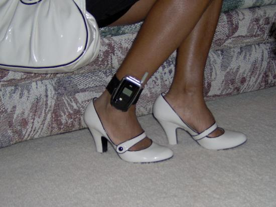Totally Geeky or Geek Chic? Strap On Cell Phone