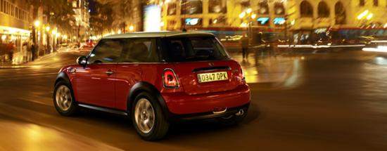 'Talking' Mini Cooper - My Geeky Valentine