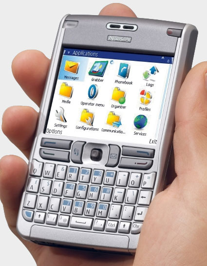 My Favorite Gadgets Pick: Nokia E61
