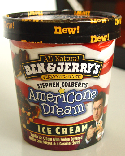 Stephen Colbert for Dessert!