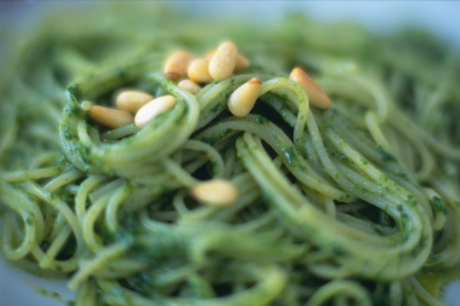 Make Your Own Sage Spaghetti