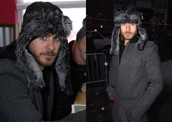 Jared Leto Hates Everyone at Sundance