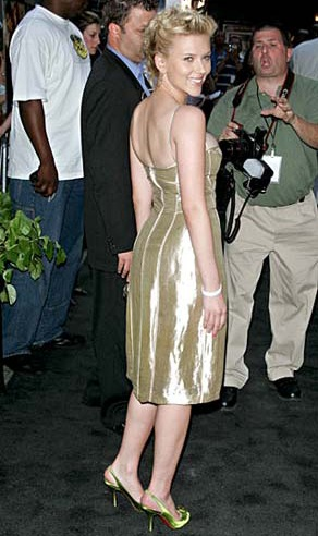 Scarlett Johansson: hot or not?