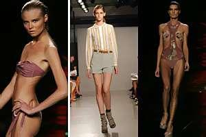 Milan Fashion week bans 'skinny' models