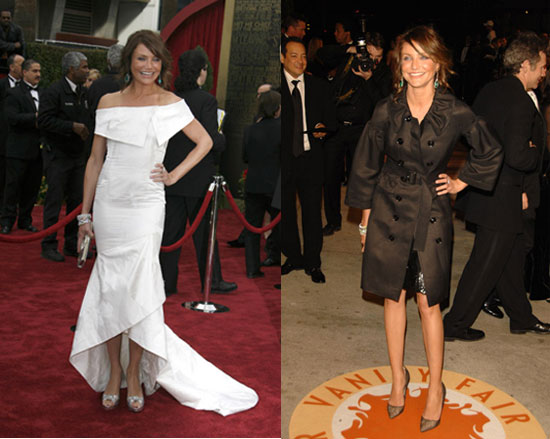 Oscars Poll: Which Cameron Diaz Dress Was Most Fab?