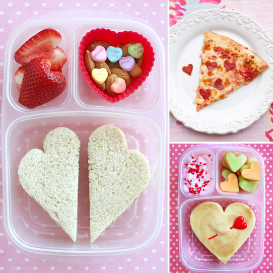 Packing Your Child A Special Lunch For Valentineu0027s Day Complete With Heart  Shaped Sandwiches, Fruit, Or Goodies Will Make Their Valentineu0027s Day  Memorable!