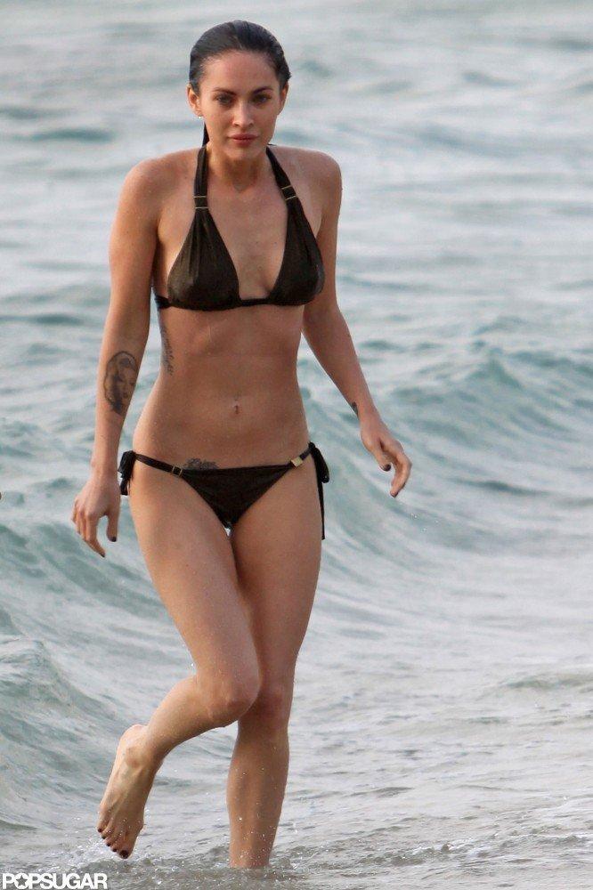 Megan Fox's  Bikini Photo Collections