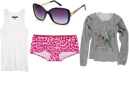 GUESS, Rebel Yell, Rag and Bone, Victoria's Secret
