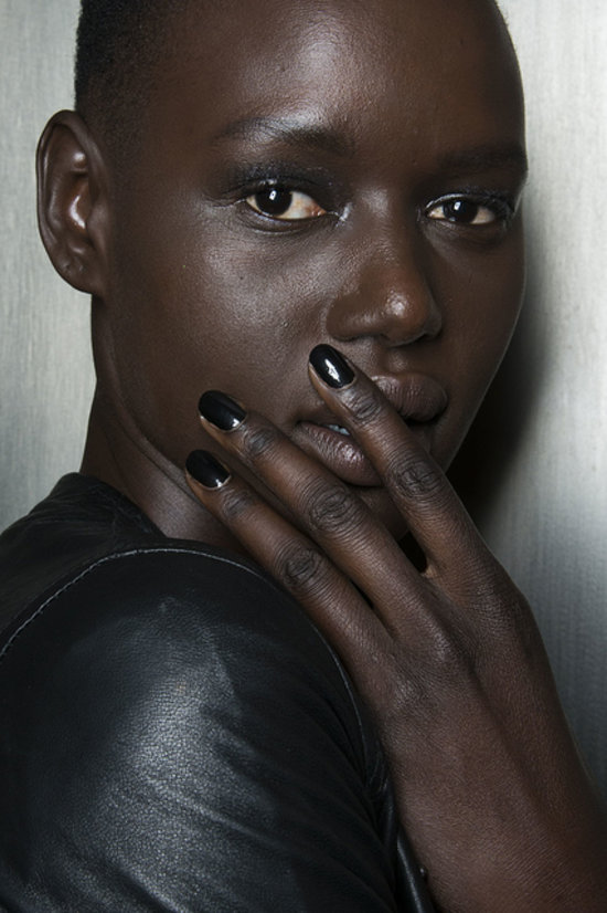 Alexandre Herchcovitch Spring 2014 nails